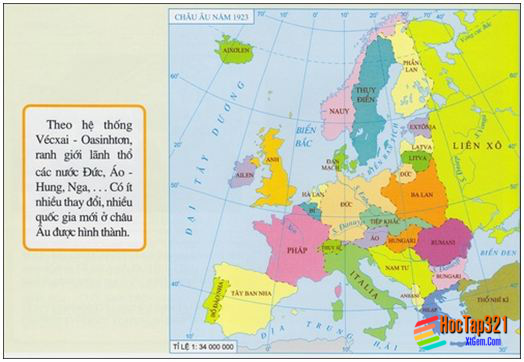 Bài 11. Tình hình các nước tư bản giữa hai cuộc chiến tranh thế giới (1918 - 1939)