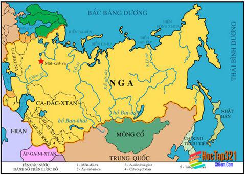 Bài 18. Ôn tập lịch sử thế giới hiện đại (phần từ năm 1917 đến năm 1945)
