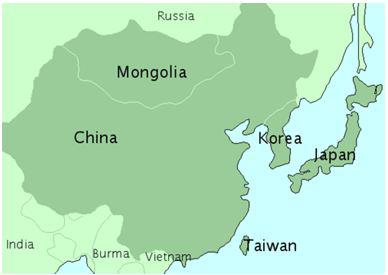 Bài 3. Các nước Đông Bắc Á