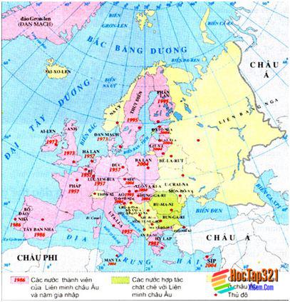 Bài 7: Tây Âu