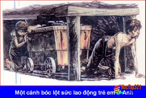 Lịch Sử 10-BÀI 36: SỰ HÌNH THÀNH VÀ PHÁT TRIỂN CỦA PHONG TRÀO CÔNG NHÂN