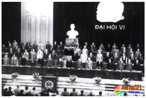 Lịch Sử 9 -Bài33 - VIỆT NAM TRÊN DƯỜNG ĐỔI MỚI ĐI LÊN CHỦ NGHĨA XÃ HỘI(TỪ NĂM 1986 ĐẾN NĂM 2000)