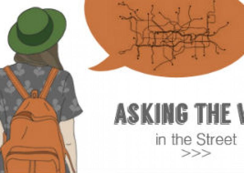Asking The Way Unit 8 Lớp 7 Trang 79 SGK