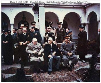 Bài 1. Sự hình thành trật tự thế giới mới sau chiến tranh thế giới thứ hai (1945 - 1949)