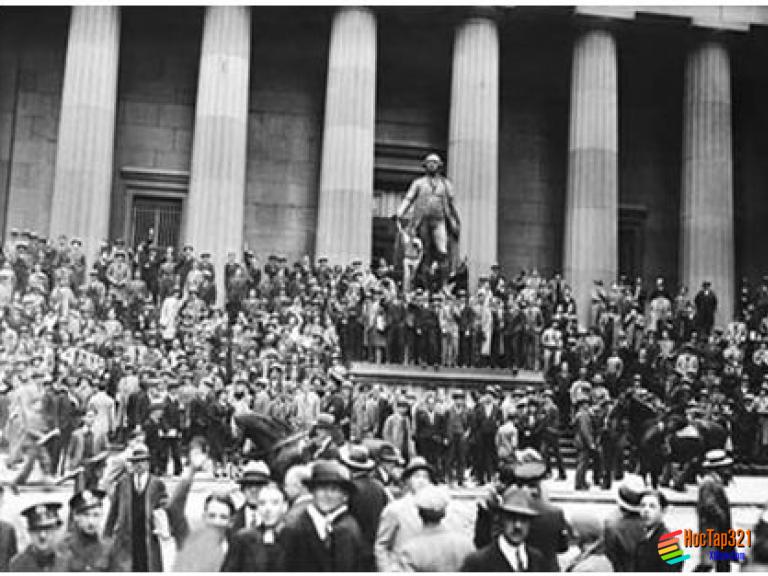 Bài 13. Nước Mĩ giữa hai cuộc chiến tranh thế giới (1918 - 1939)