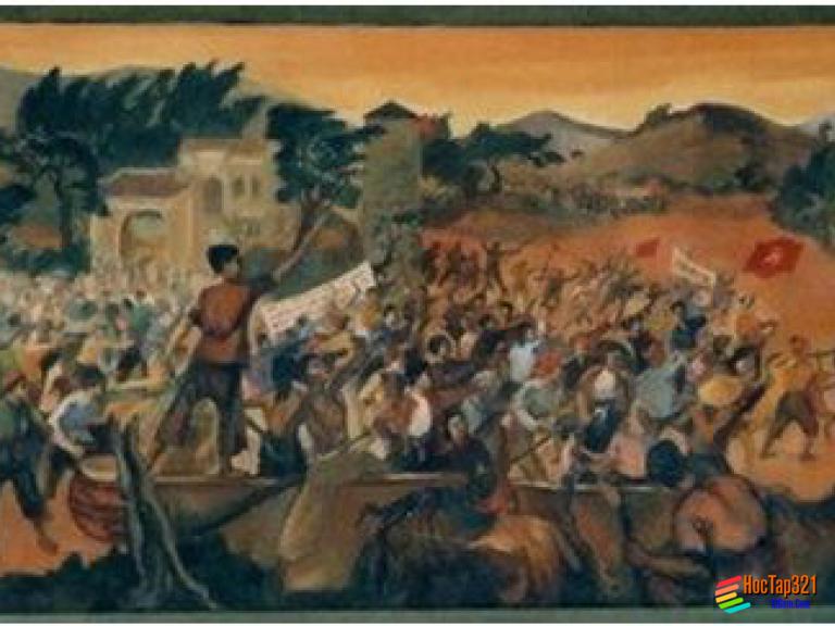 Bài 14: Phong trào cách mạng 1930 – 1935