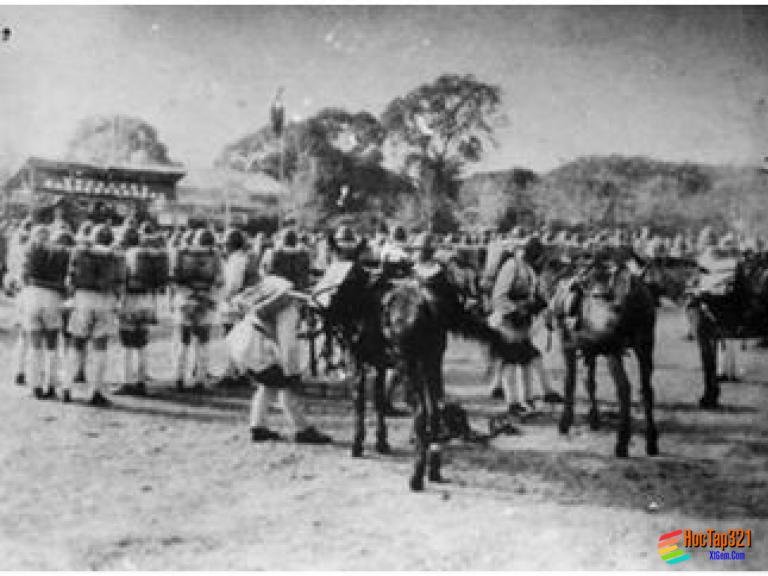 Bài 17: Nước Việt Nam dân chủ cộng hoà từ sau ngày 2-9-1945 đến trước ngày 19-12-1946