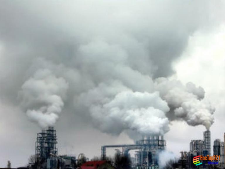Bài 17: Ô nhiễm môi trường ở đới ôn hòa