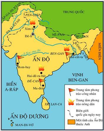 Bài 2. Ấn Độ