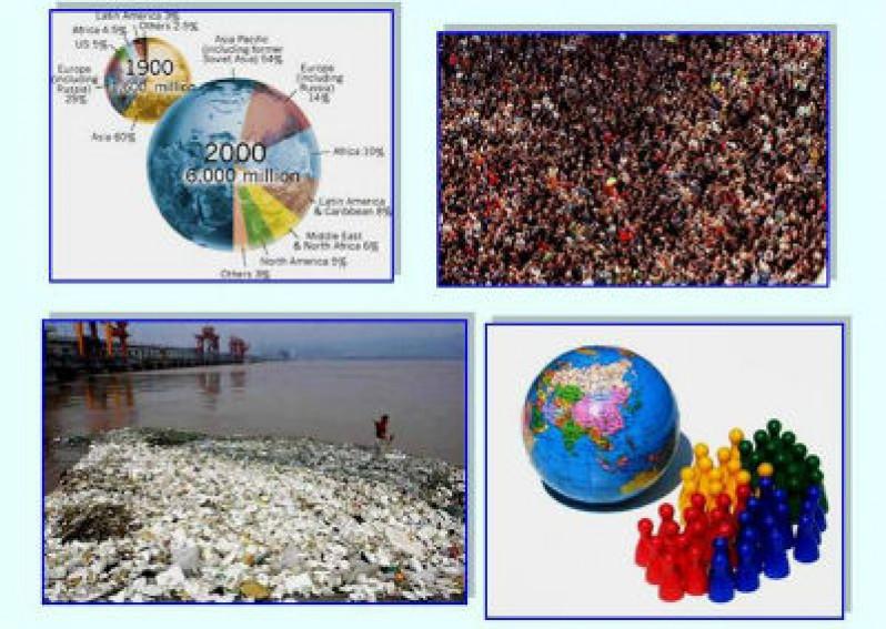 Bài 2: Dân số và gia tăng dân số