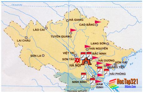 Bài 20. Chiến sự lan rộng ra cả nước. Cuộc kháng chiến của nhân dân ta từ năm 1873 đến năm 1884. Nhà Nguyễn đầu hàng