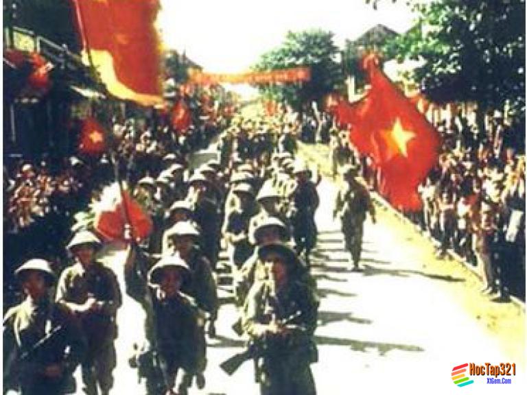 Bài 21: Xây dựng chủ nghĩa xã hội ở miền Bắc, đấu tranh chống đế quốc Mĩ và chính quyền Sài Gòn ở miền Nam ( 1954-1965)