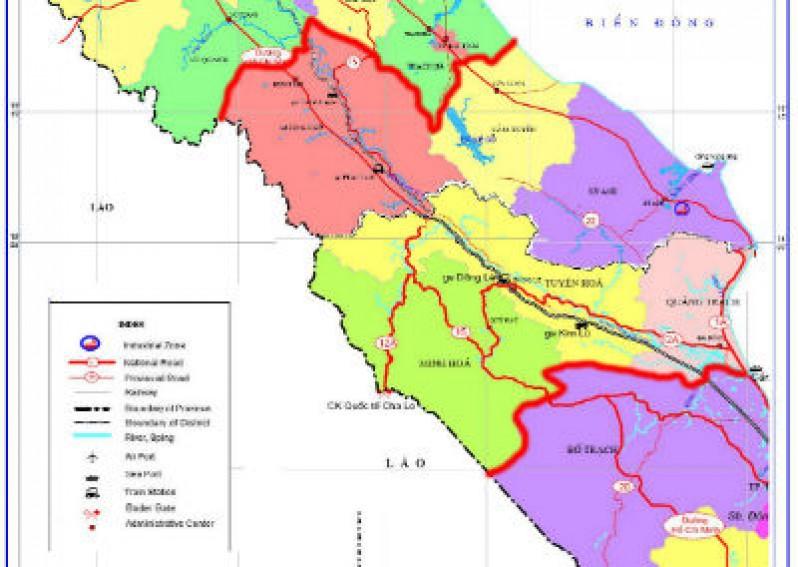 Bài 23: Vùng Bắc Trung Bộ