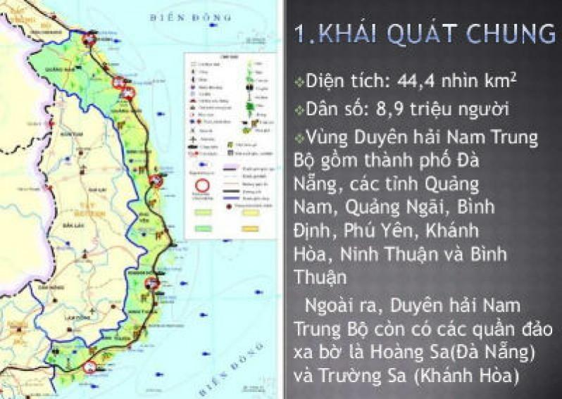 Bài 25: Vùng duyên hải Nam Trung Bộ