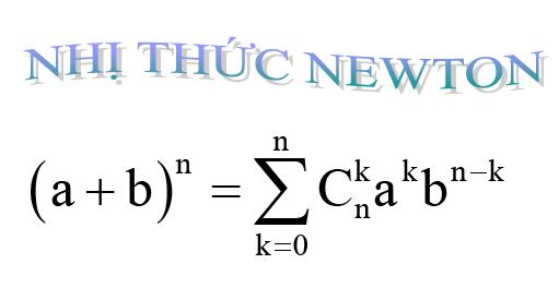 Bài 3: Nhị thức Niu – Tơn (Giải bài tập 1,2,3)