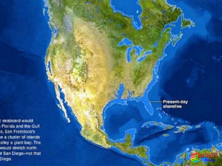 Bài 36: Thiên nhiên bắc Mĩ