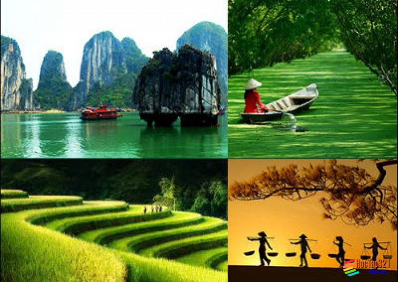 Bài 39: Đặc điểm chung của tự nhiên Việt Nam