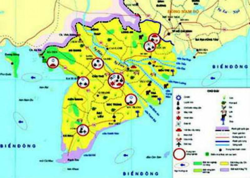 Bài 43: Địa lí tỉnh thành phố tiếp theo (2)