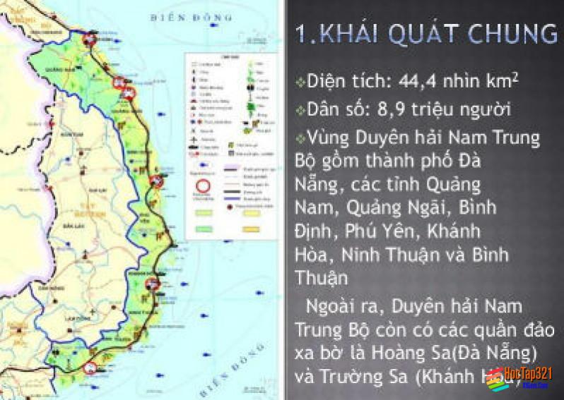 Bài 43: Miền Nam Trung Bộ và Nam Bộ