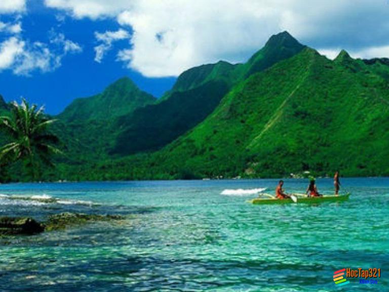 Bài 48: Thiên nhiên châu đại dương