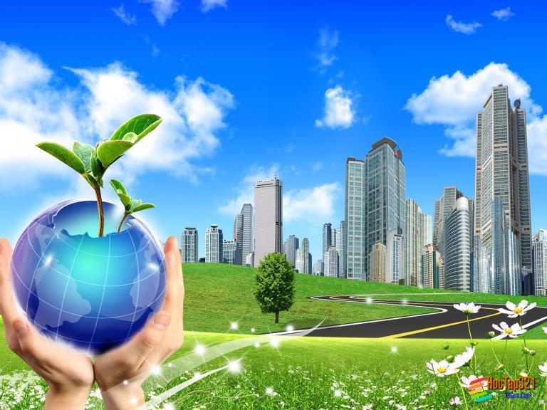 Bài 53: Tác động của con người đối với môi trường