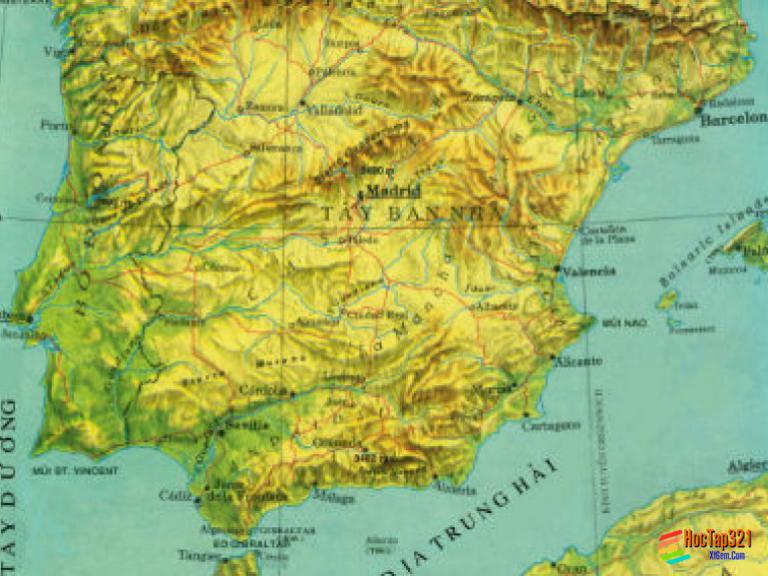 Bài 58: Khu vực Nam Âu