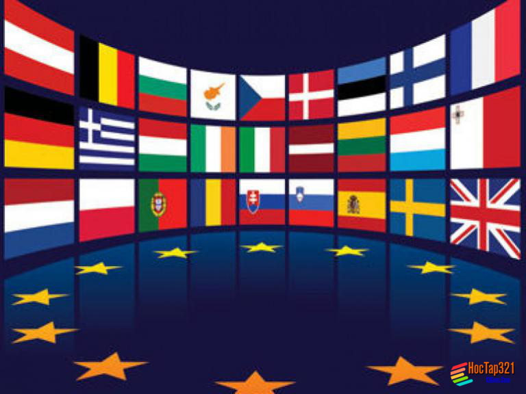 Bài 60: Liên minh Châu Âu