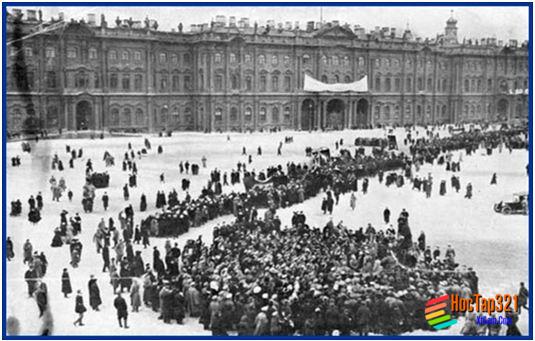 Bài 9. Cách mạng tháng Mười Nga năm 1917 và cuộc đấu tranh bảo vệ Cách mạng (1917 - 1921)