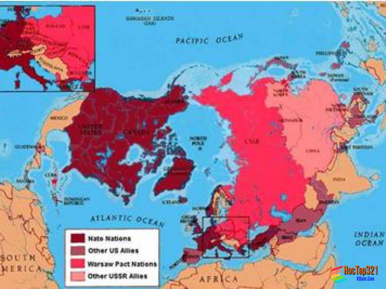 Bài 9: Quan hệ quốc tế trong và sau thời kỳ chiến tranh lạnh