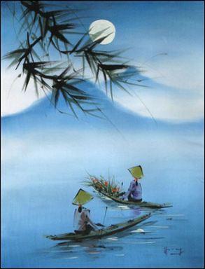 """Cảm nhận về bài thơ """" Chiêu hồn nước """" của Phạm Tất Đắc"""