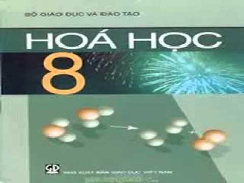 Chương II – Tiết 2 : Phản ứng hoá học – Hướng dẫn giải bài tập SGK Hoá học 8 từ bài 1 đến 6 – Trang 49, 50, 51
