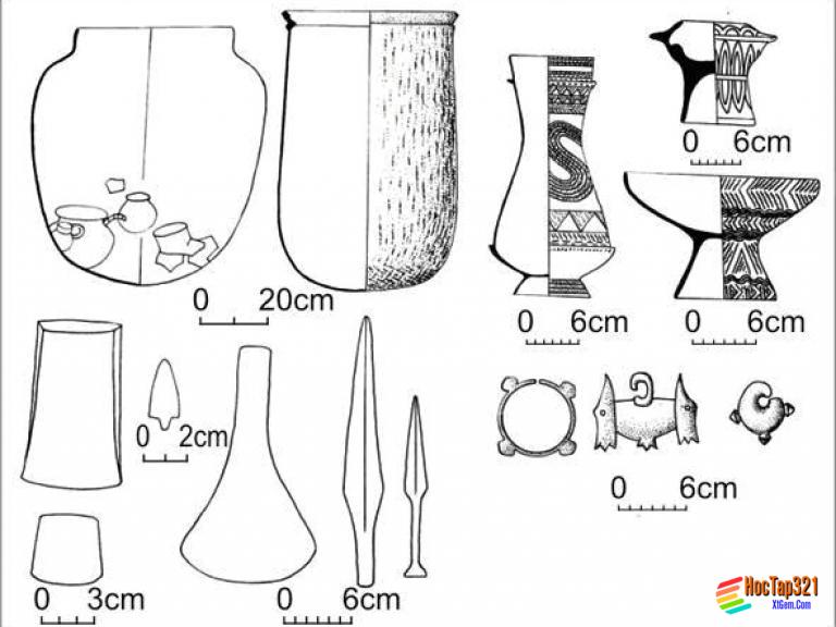 Khoảng 2500 năm trước :Có văn hóa Sa Huỳnh, thuộc sơ kỳ đồ sắt.