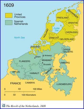 Lịch Sử 8: Bài 1. NHỮNG CUỘC CÁCH MẠNG TƯ SẢN ĐẦU TIÊN Cách mạng Hà Lan và cách mạng Anh thế kỷ XVII
