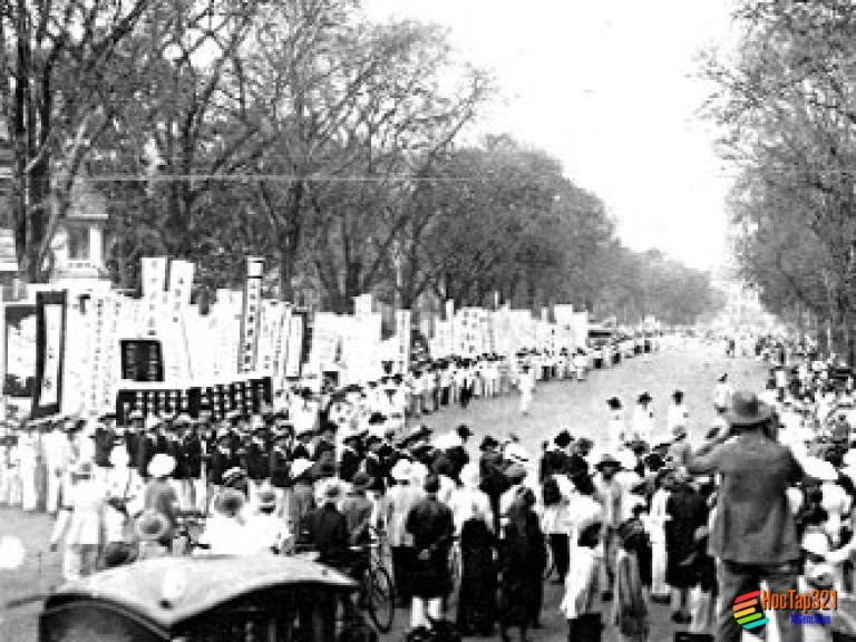 Lịch Sử 9-Bài 15 :PHONG TRÀO CÁCH MẠNG VIỆT NAM SAU CHIẾN TRANH THẾ GIỚI THỨ NHẤT ( 1919- 1925)
