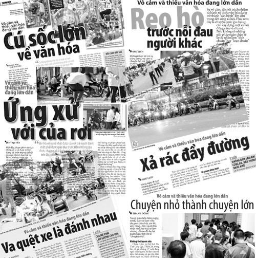 Nghị luận xã hội về văn hóa ứng xử người Việt qua tình huống cụ thể