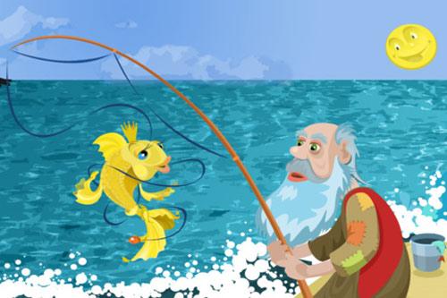 """Soạn bài: Nếu là ông lão đánh cá trong truyện""""Ông lão đánh cá và con cá vàng"""" em sẽ kể lại chuyện xảy ra với mình như thế nào?"""