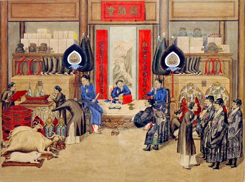 Soạn văn bài Chuyện cũ trong phủ chúa Trịnh