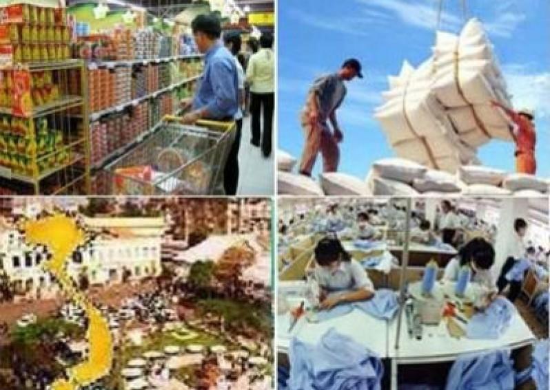 Sự phát triển nền kinh tế Việt Nam (Địa Lý 9)