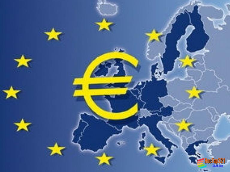 Thực hành đọc lược đồ, vẽ biểu đồ cơ cấu kinh tế châu Âu