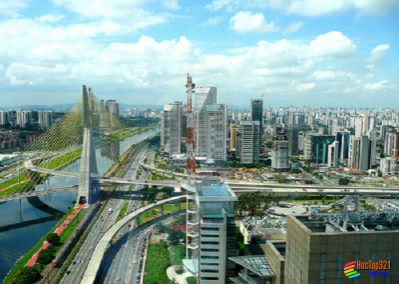 Thực hành đọc phân tích lược đồ phân bố dân cư và các thành phố lớn của Châu Á