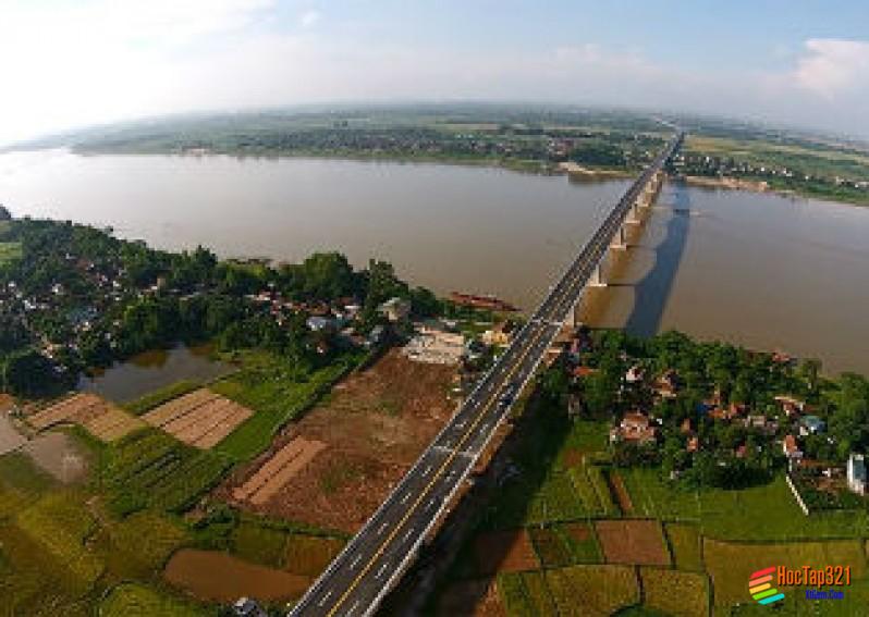 Thực hành phân tích chế độ nước sông hồng