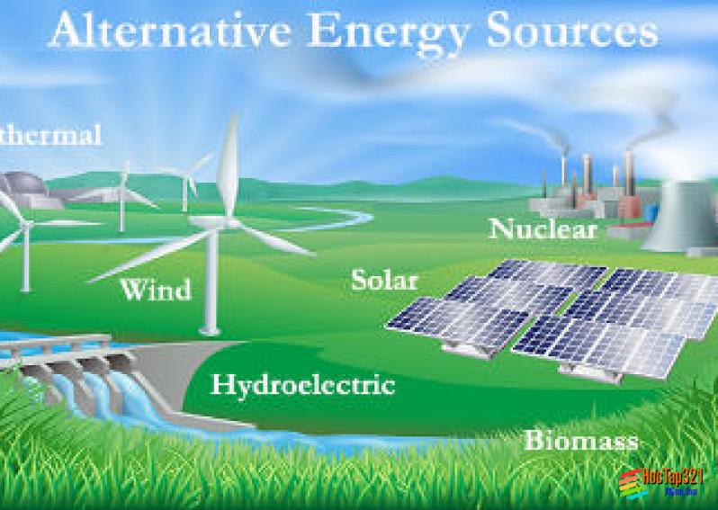 Unit 11: Sources of Energy (Các Nguồn Năng Lượng)