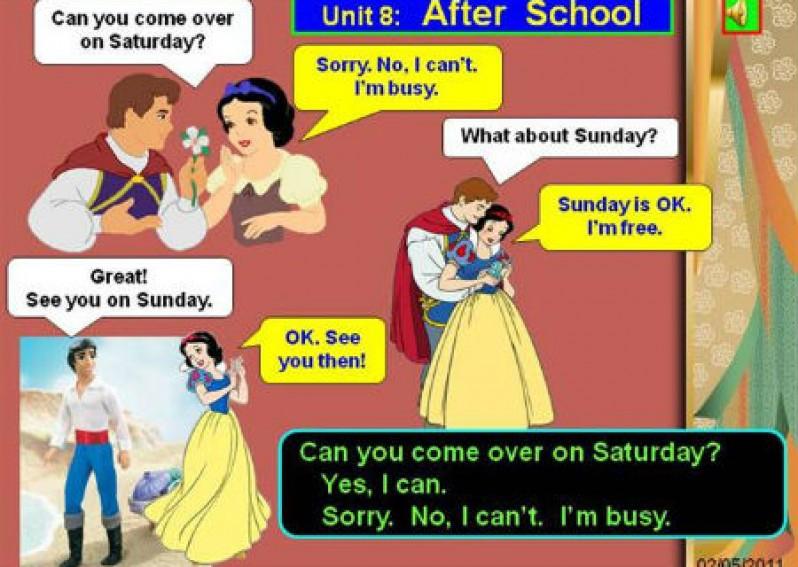 Unit 6: After School (Sau Giờ Học)