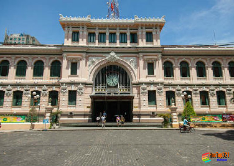Unit 9: The Post Office (Bưu Điện)